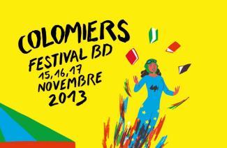 Festival de bd de colomiers du 15 au 17 novembre 2013 for Salon de la bd colomiers