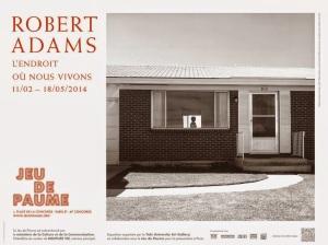 affiche robert adams 1