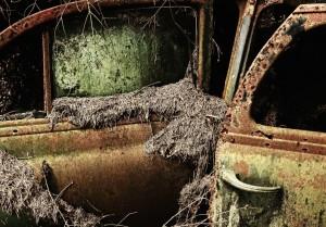 Autofriedhof, Das Ende der Autos